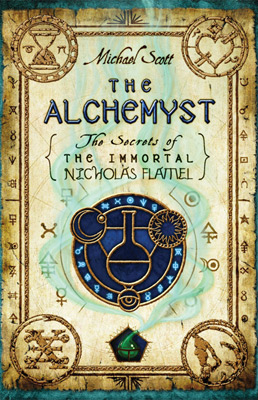 Cover The Alchemyst
