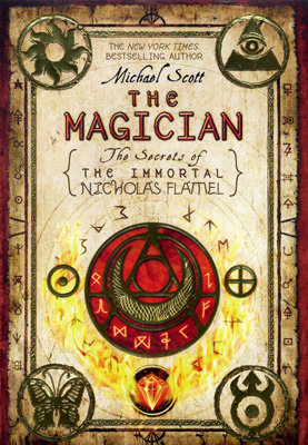The Magician, The Secrets of the Immortal Nicholas Flamel