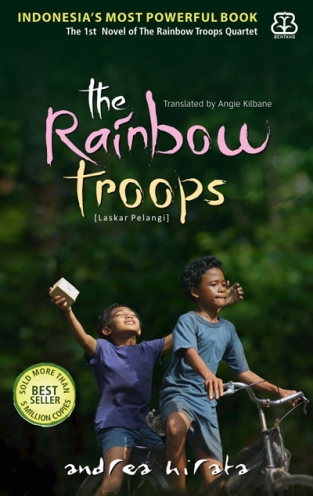 The Rainbow Troops Cover
